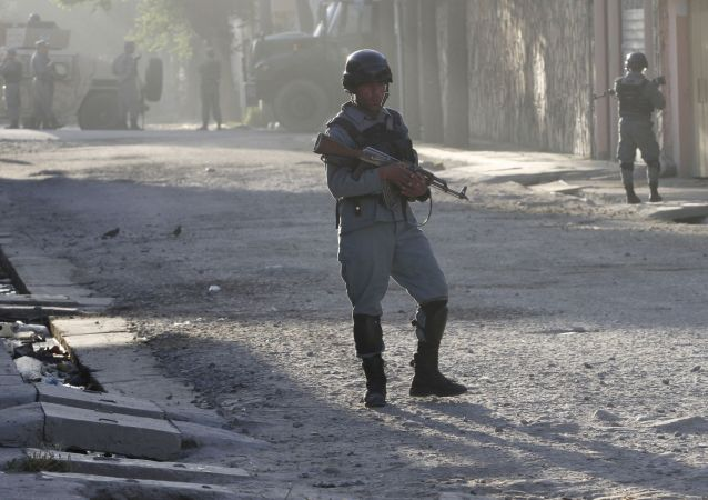 中国外交部:中方强烈谴责阿富汗首都恐怖袭击事件