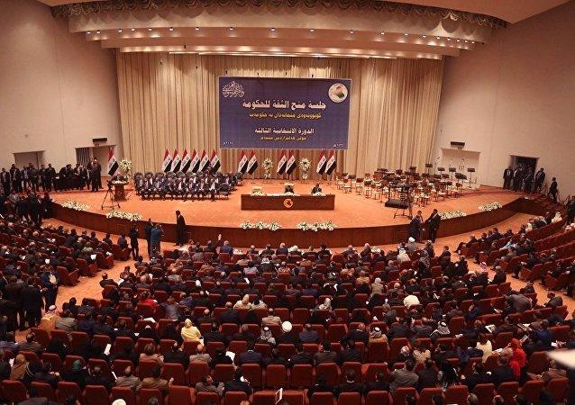 伊拉克议会提前选举将于明年6月举行