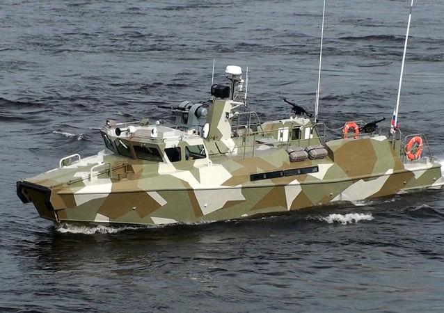 """03160型""""猛禽""""级快速巡逻艇"""