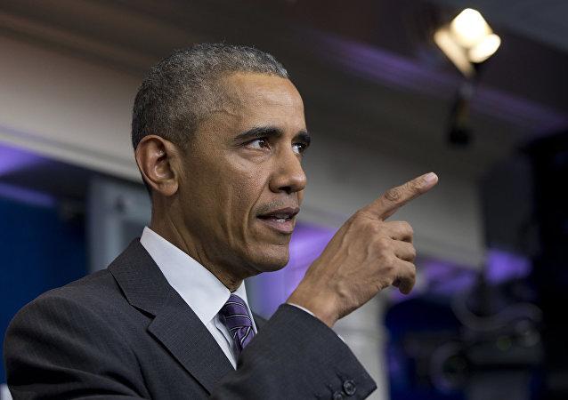奧巴馬稱奧蘭多槍擊事件系恐襲和仇恨行為