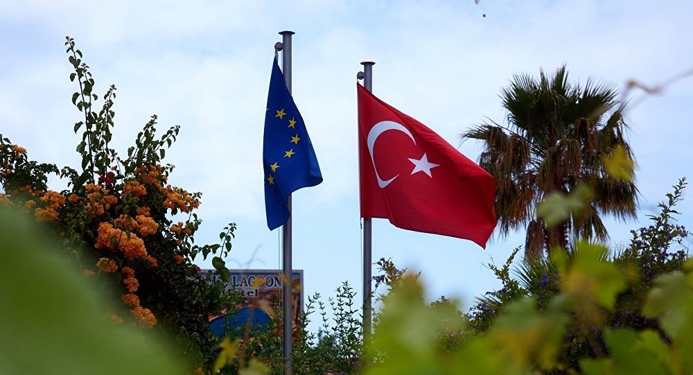 民调:大部分德国人支持中止土耳其入欧谈判