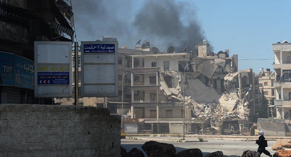 叙驻华大使:约五千名来自中国的恐怖分子在叙作战