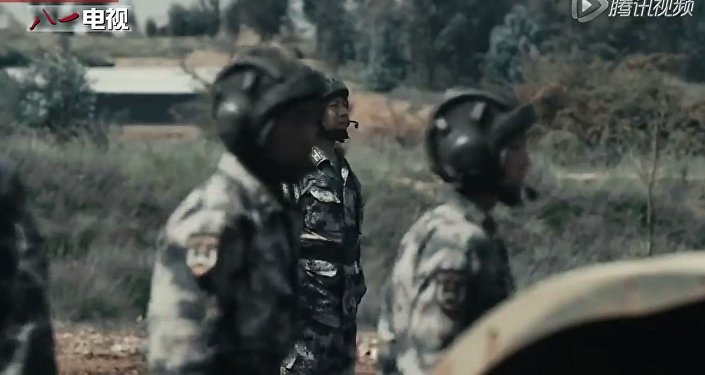 """解放军发布""""说唱征兵视频"""
