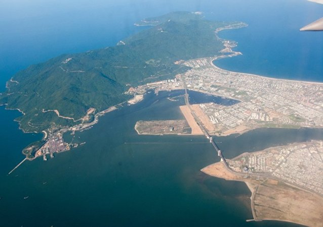 岘港市港口