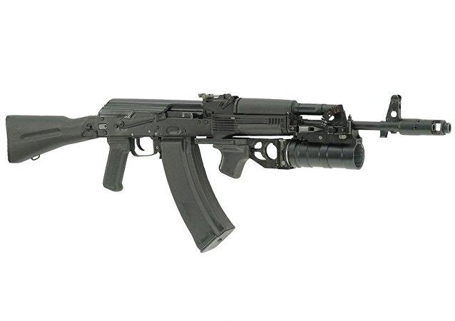 卡拉什尼科夫自动步枪