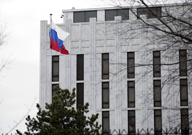 俄驻美大使馆对俄大使与美总检察长会晤的消息不发表评论