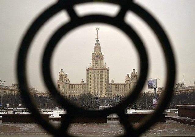 深圳北理莫斯科大学建筑的风格将与莫斯科国立大学的主楼相同
