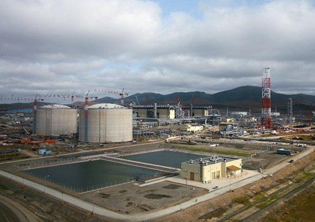 美国务院称暂不打算乌克兰境内修建液化气终端港