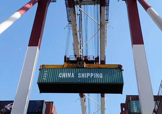 江苏省官员:2018年江苏与俄贸易额约56亿美元