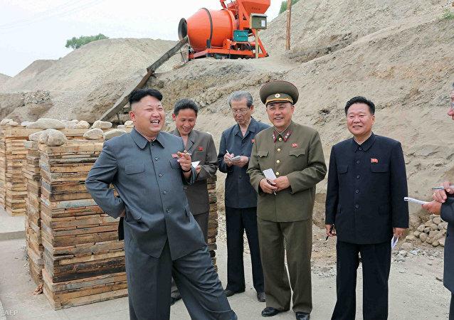朝鲜的反烟草政策未能使金正恩戒烟