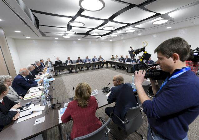 俄外长:期待日内瓦叙利亚各方会谈下一轮谈判于5月恢复