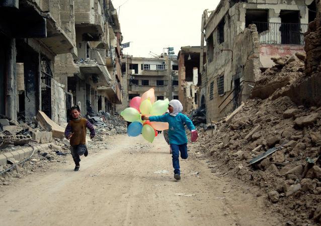俄国防部:加入停火的叙利亚居民点数量增至807个