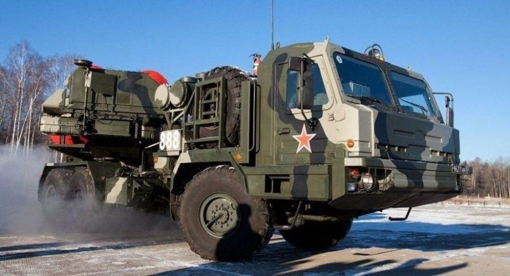 ЗРК С-500 Прометей