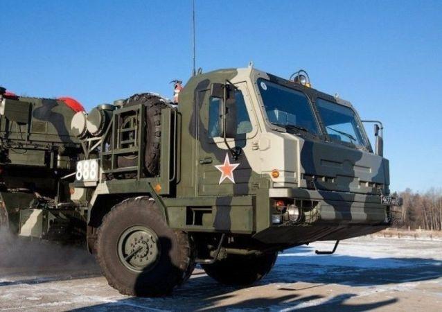 俄罗斯S-500防空导弹系统