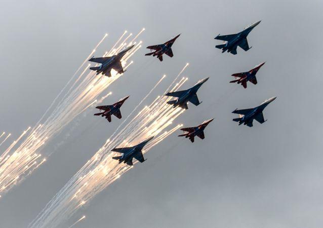 航空飞镖2016国际比赛在俄罗斯拉开帷幕