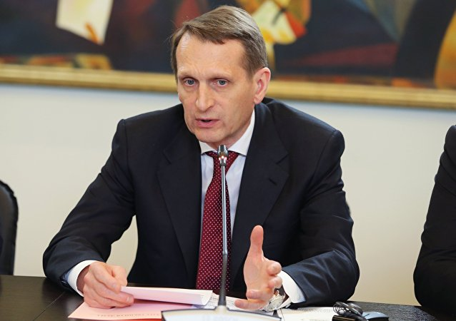 俄杜马主席:俄中认为TPP和TTIP是欲取代WTO规则的封闭性组织