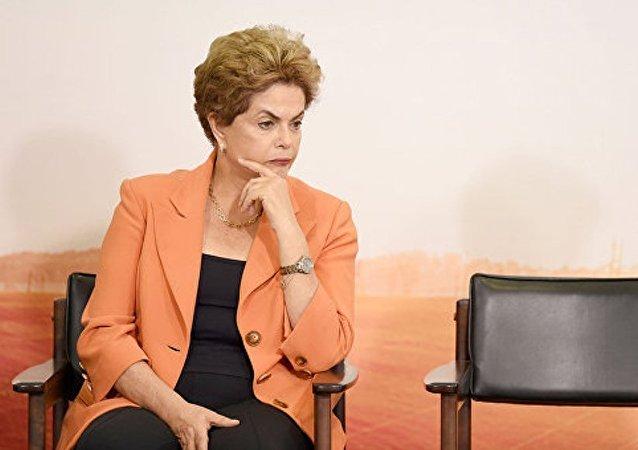 巴西参议院8月31日上午将就罗塞夫弹劾案举行表决