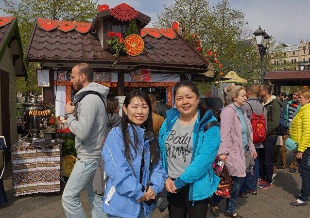 中国国家旅游局:俄罗斯成为国庆小长假第三大出境游目的地