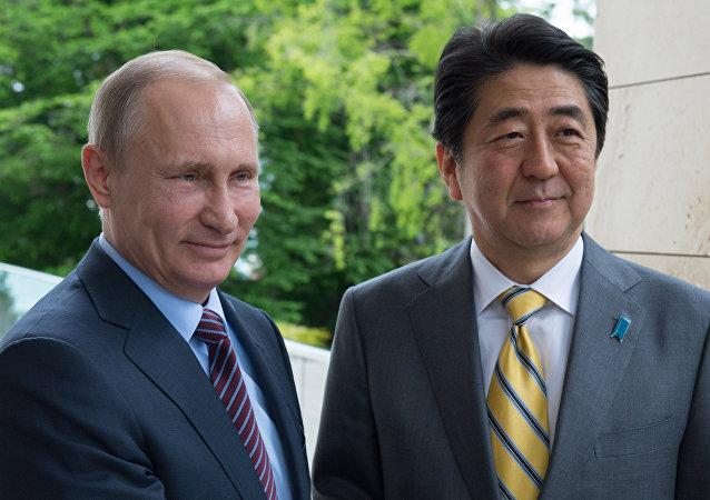 俄外长:俄日两国商定细致研究大型投资项目