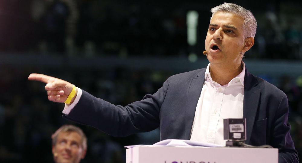 英国工党党员萨迪克∙汗成为首个当选伦敦市长的穆斯林