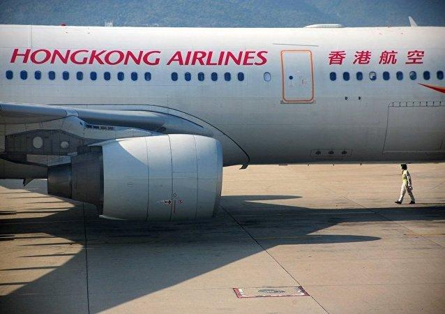 媒体:一架从巴厘岛飞往香港的飞机陷入湍流区域致17人受伤