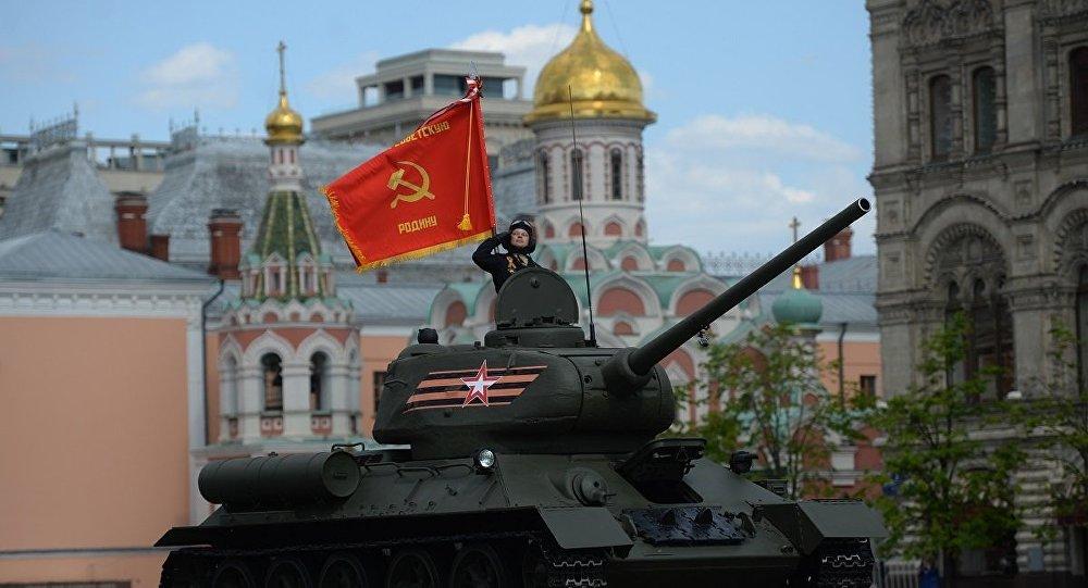 军事冒险电影《T-34》杀青