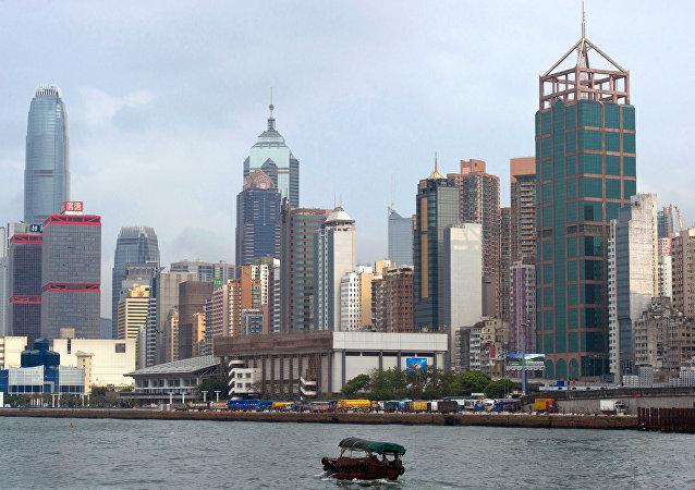 中国海关总署:俄中贸易额在四月份增加0.7%