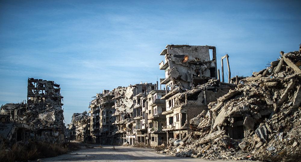 俄军总参谋部称尚未收到联合国等国际组织为阿勒颇提供人道援助的提议