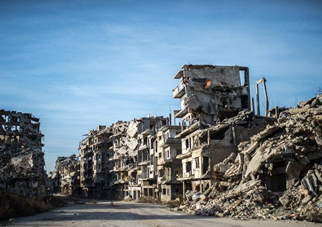 俄罗斯国防部:俄罗斯军人安东•叶雷金在叙利亚牺牲