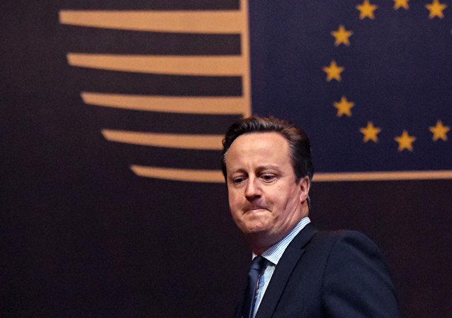 卡梅伦任内最后一次讲话称英国近年已变得更强
