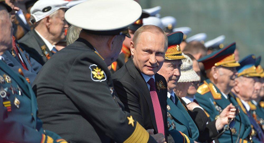 普京:俄罗斯准备从事非军事同盟性质安全体系的建立