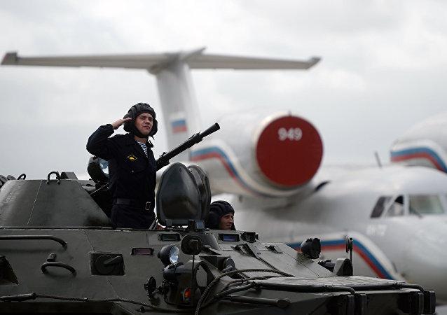 俄驻叙空军基地