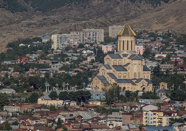 第比里斯, 格鲁吉亚