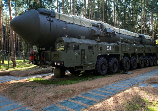 """2021年底前一半俄战略火箭军将装备""""雅尔斯""""导弹"""