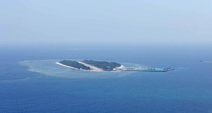 """美防长最新南海表态是在""""往回收"""""""