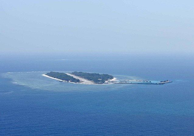 中方在南海西北部海域开展军事训练无可非议