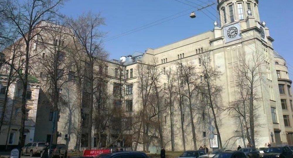 俄劳动部大楼
