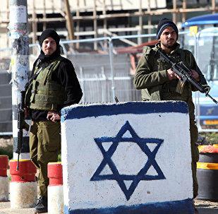 以色列强力人员击毙一名因实施袭击被通缉的巴勒斯坦人