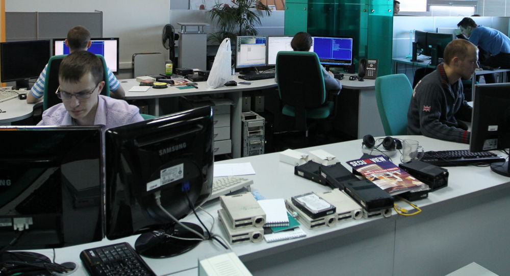 卡巴斯基实验室称未助任何政府实施网络间谍活动