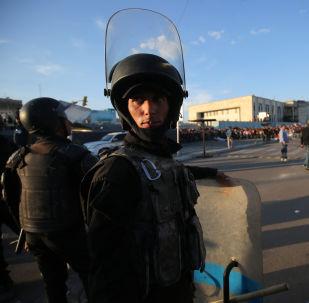 伊拉克当局逮捕20名参与巴格达东部爆炸案的嫌疑人