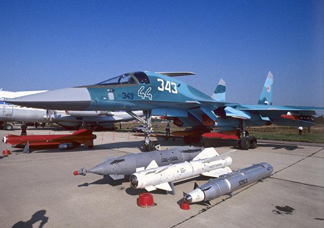 苏-32飞机