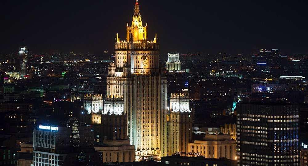 俄外交部对今日俄罗斯雇员在拉脱维亚被拘留作出回应
