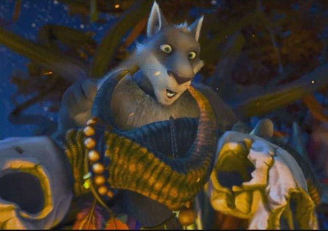 俄罗斯动画片《狼与羊》