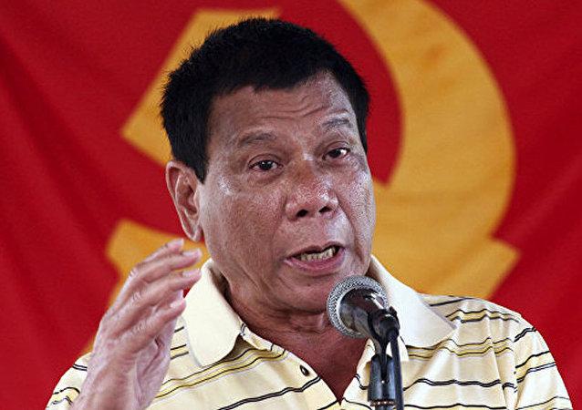 """菲律宾总统骂奥巴马是""""狗崽子"""