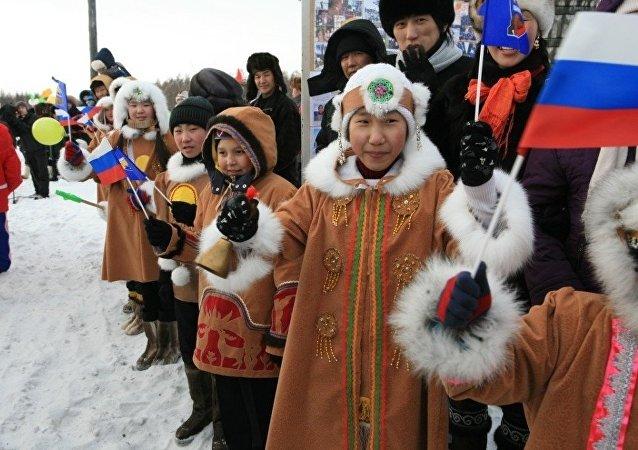 俄联邦民族事务署:俄罗斯土著少数民族人数达31.6万