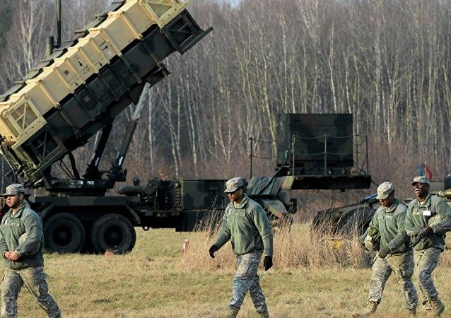 俄担优美国反导系统部署在亚洲的计划