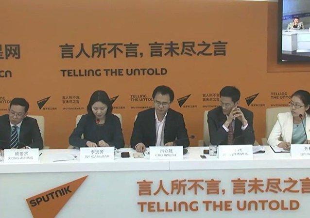 专家:中国绝对无意取代现有国际金融体系