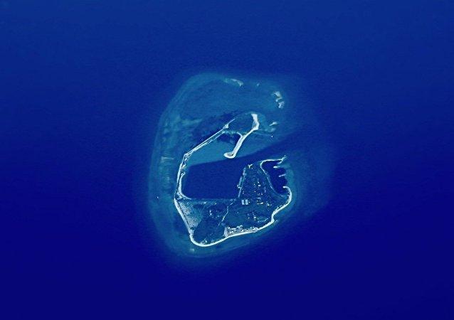 美军无暇号测量船被曝现身西沙群岛附近,航迹不常见