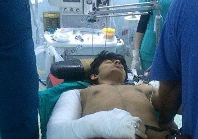 土耳其加济安泰普市区医院收治达伊沙武装分子