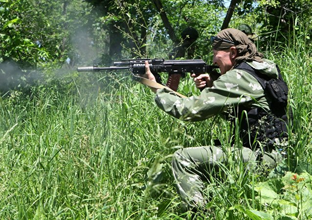 俄中两国特种部队将于7月在莫斯科州与斯摩棱斯克州举行演习